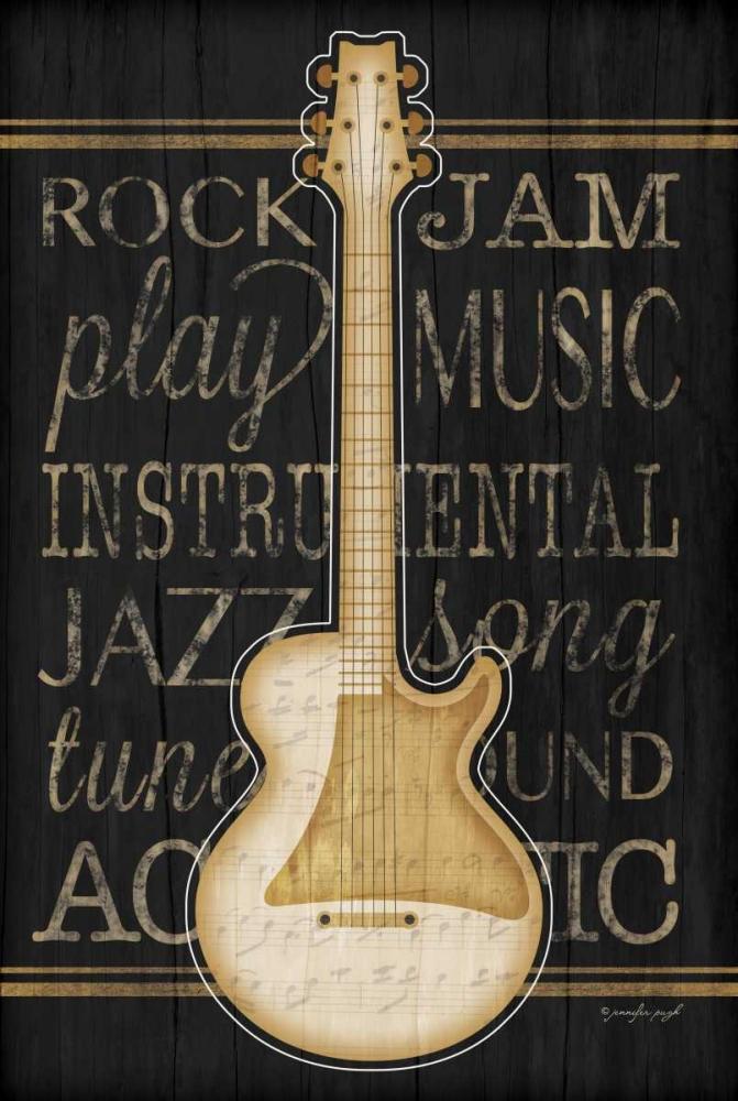 Music Guitar Pugh, Jennifer 77668