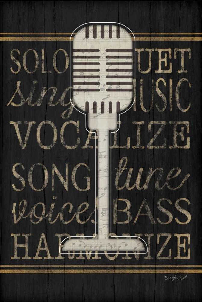 Music Microphone Pugh, Jennifer 77670