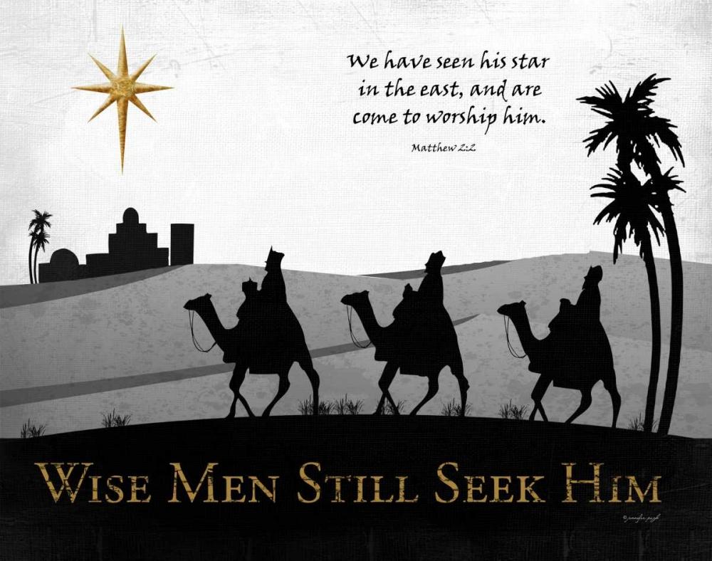 Wise Men Still Seek Him Pugh, Jennifer 80967