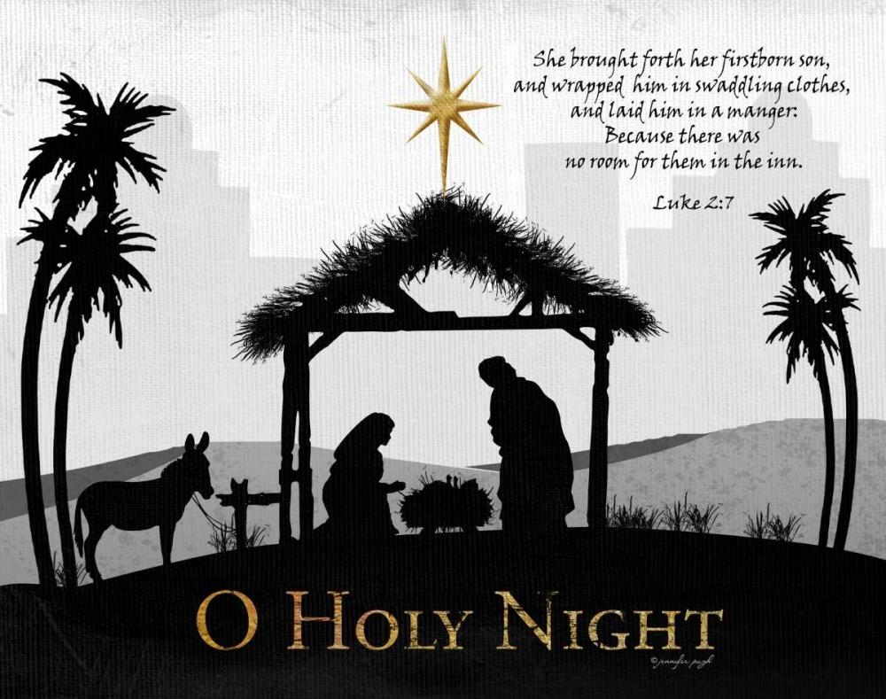 O Holy Night Pugh, Jennifer 80968