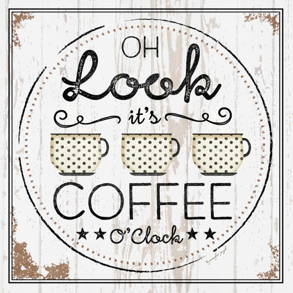 Coffee Oclock Pugh, Jennifer 88521