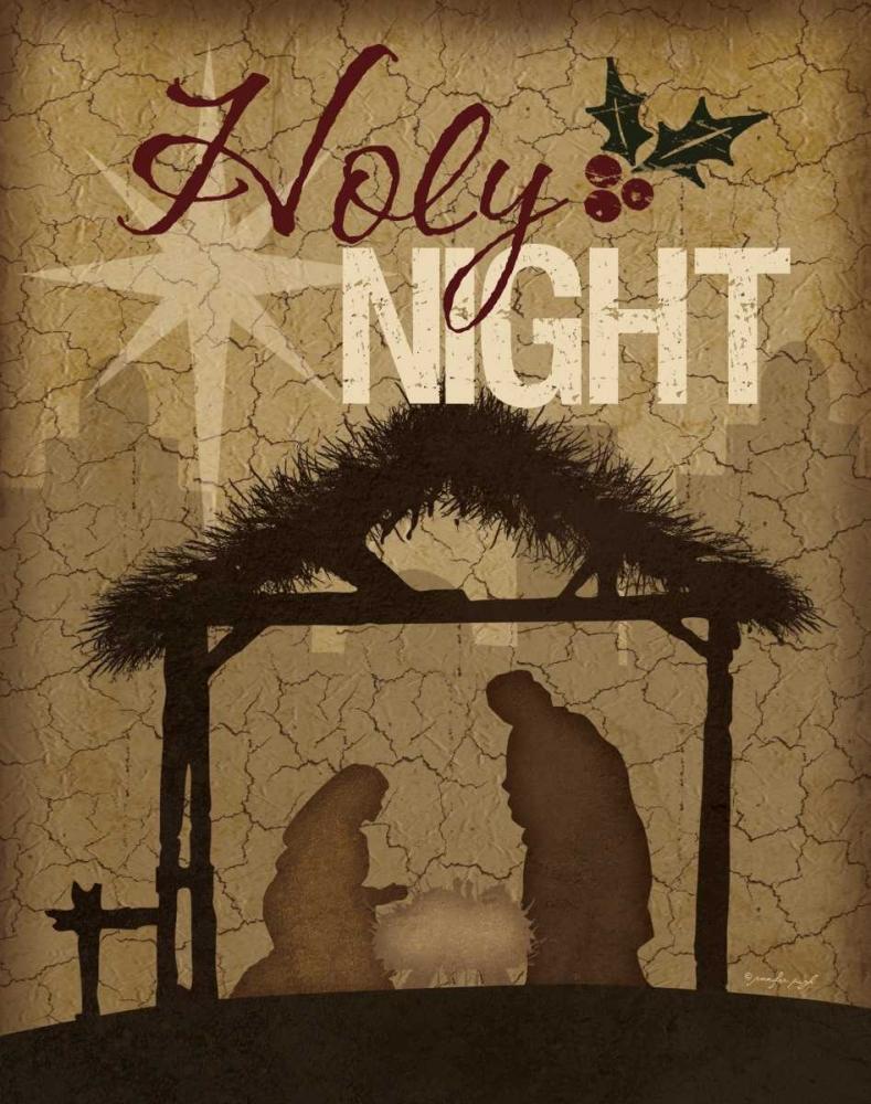 Holy Night Nativity Pugh, Jennifer 88529