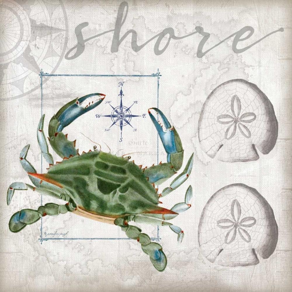 Coastal Crab Pugh, Jennifer 88538