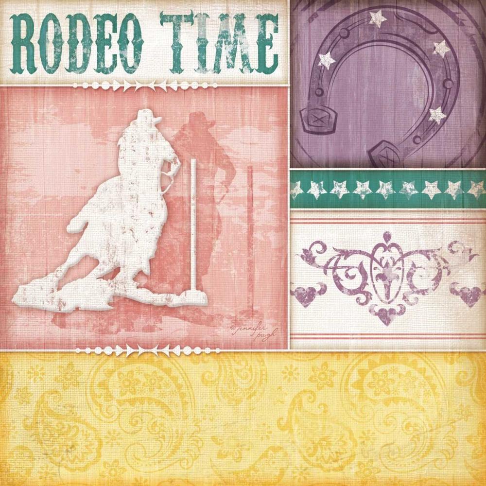 Cowgirl Rodeo Pugh, Jennifer 97440