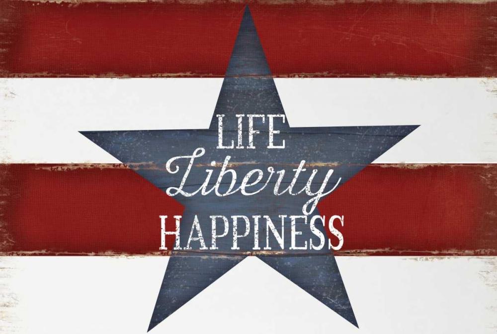 Life, Liberty, Happiness Pugh, Jennifer 104864