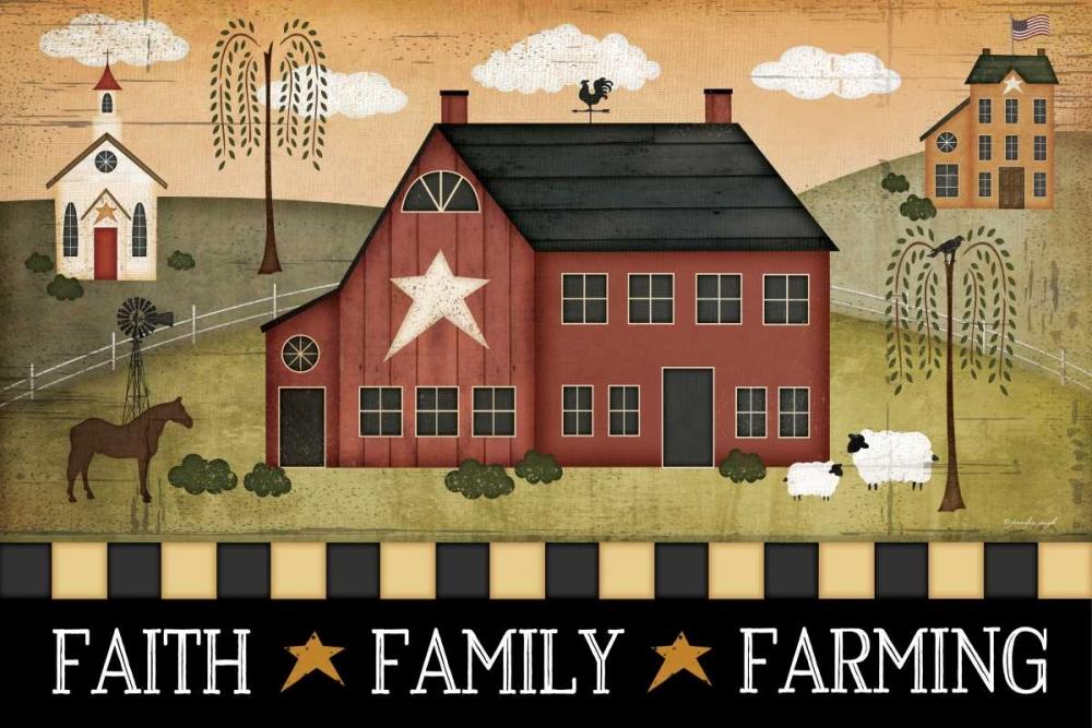 Faith, Family, Farming Pugh, Jennifer 118464