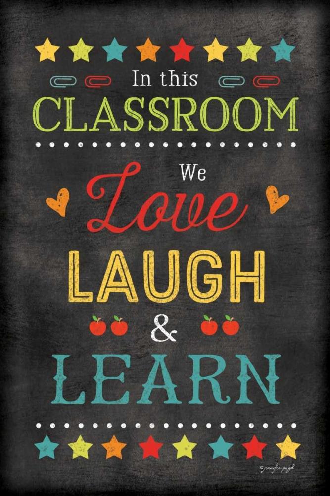 Love Laugh Learn Pugh, Jennifer 118482