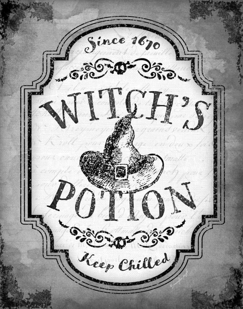 Witchs Potion Pugh, Jennifer 141021