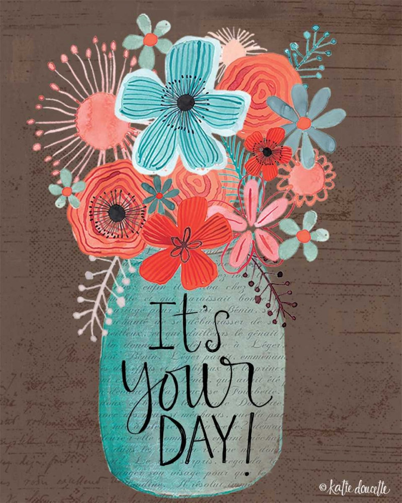 Its Your Day Doucette, Katie 62173