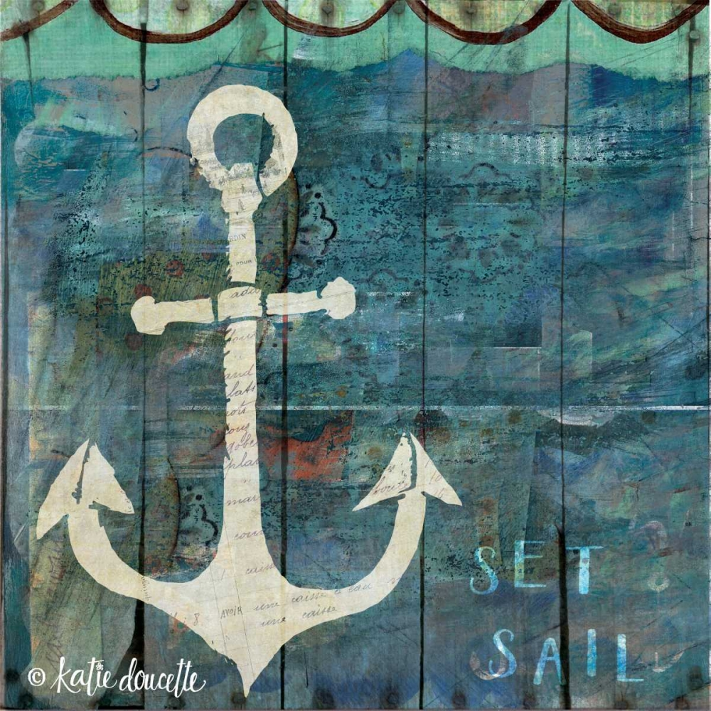 Set Sail Doucette, Katie 62199