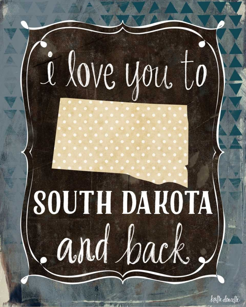 South Dakota and Back Doucette, Katie 72832