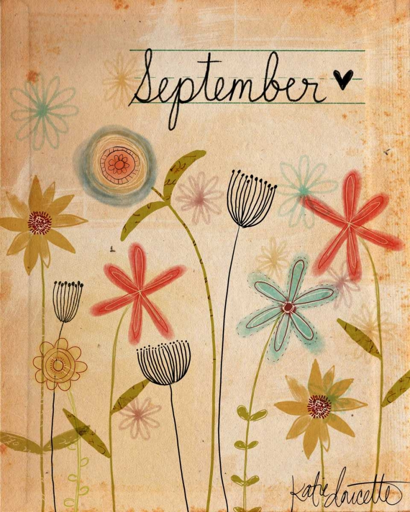 September Doucette, Katie 72848