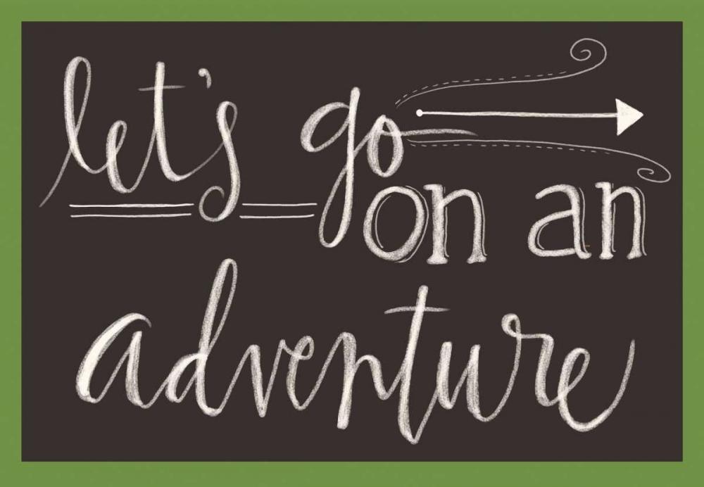 Lets Go on an Adventure Doucette, Katie 80991