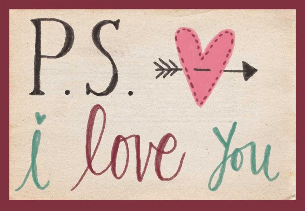 P.S. I Love You Doucette, Katie 80992