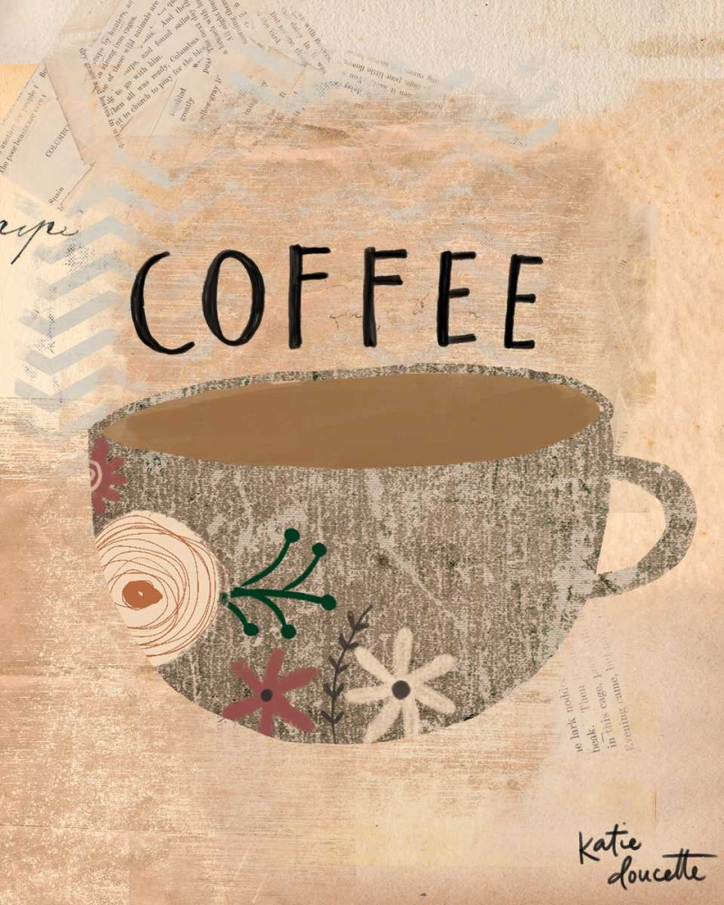 Coffee Doucette, Katie 81001
