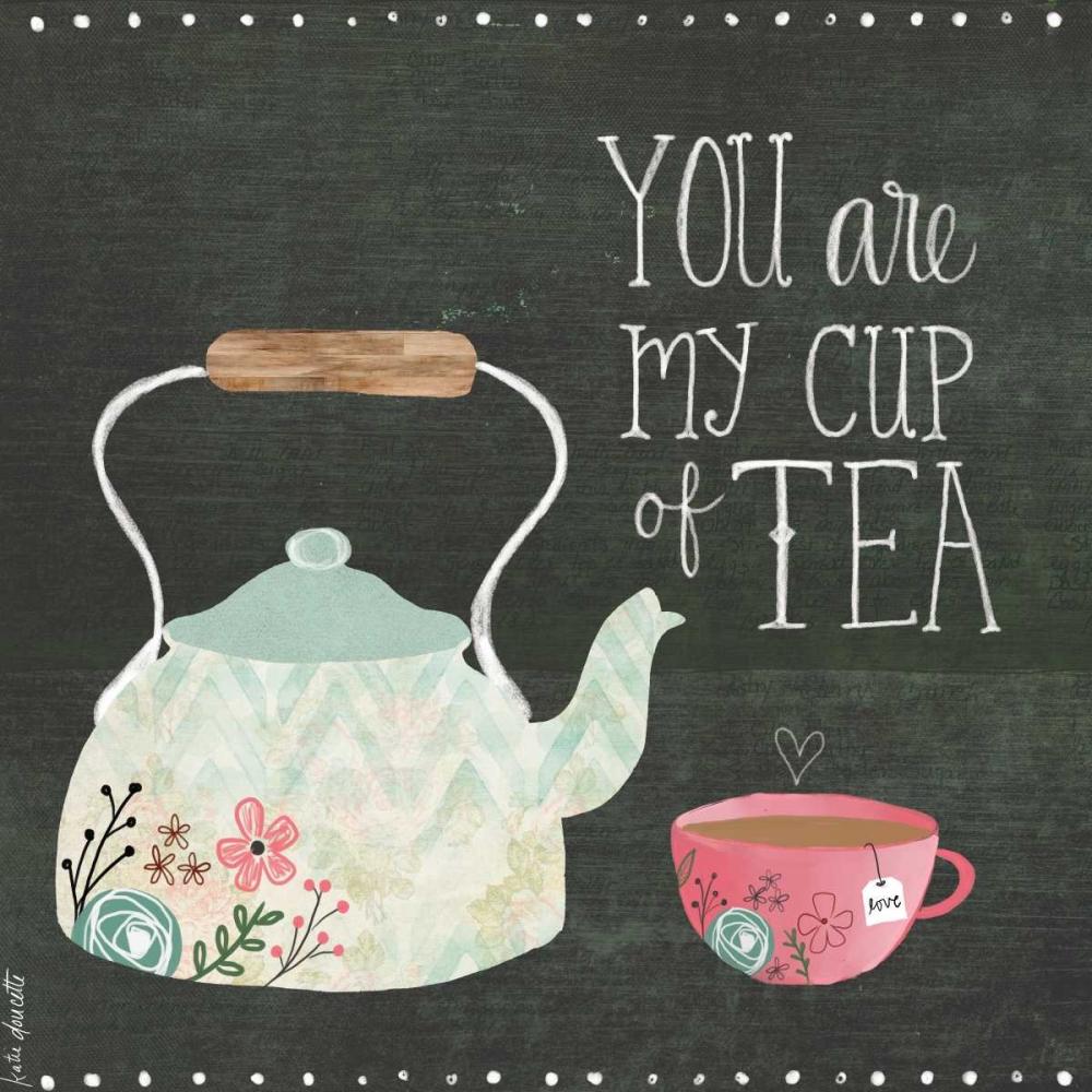 Tea Pot Doucette, Katie 88556