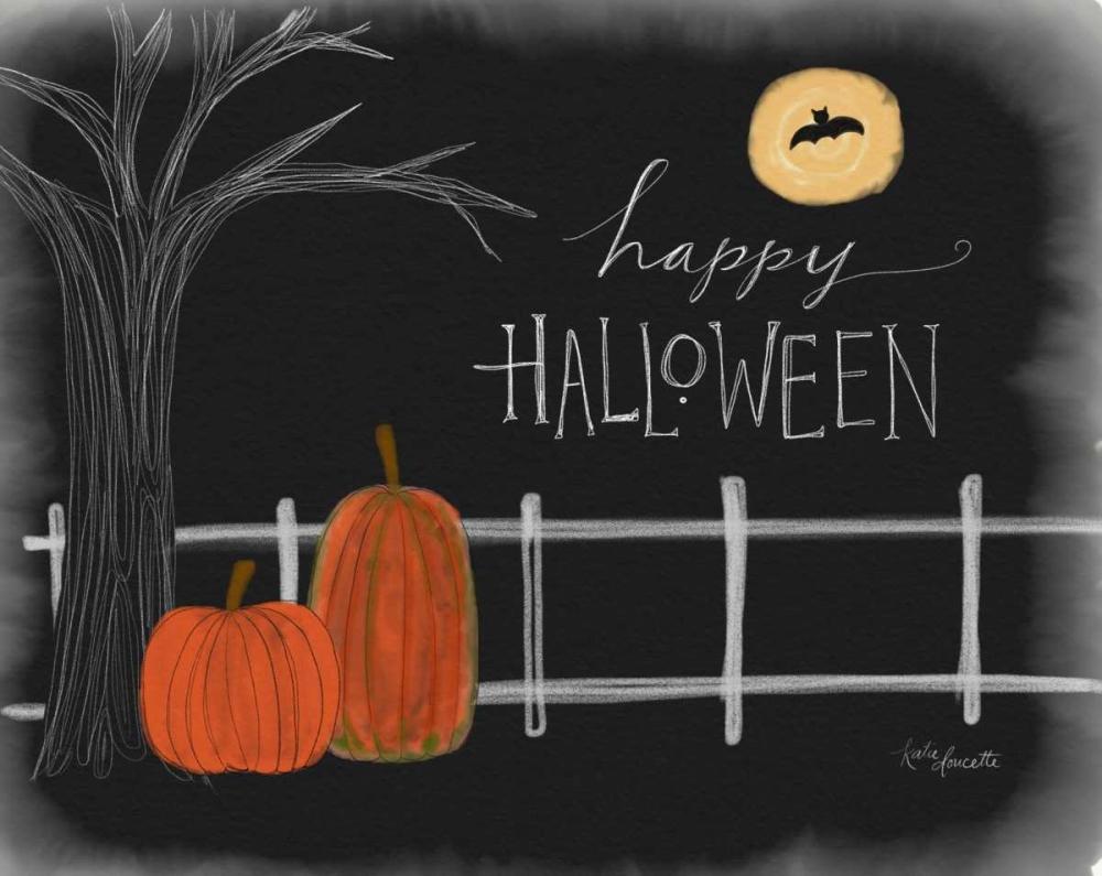 Halloween Scene Doucette, Katie 141077
