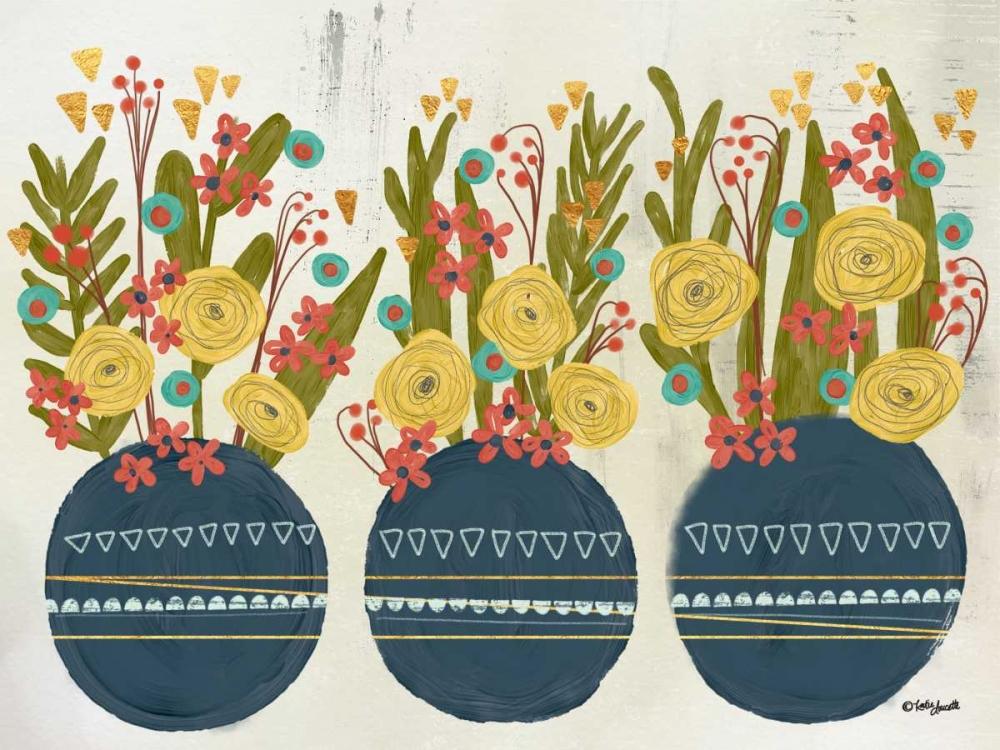 Bouquet Trio Doucette, Katie 149364