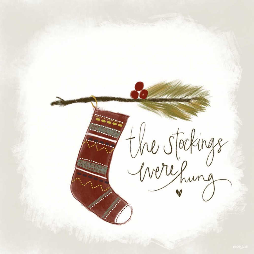 The Stockings Were Hung Doucette, Katie 153516