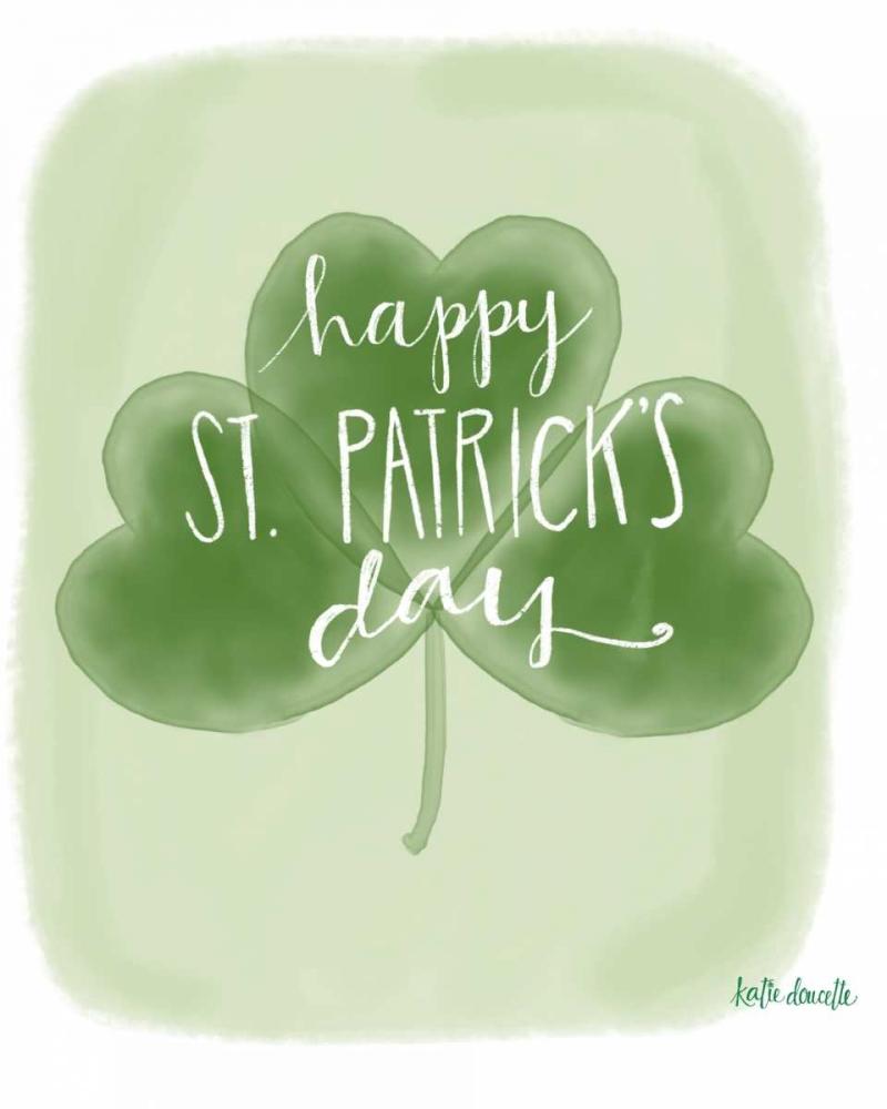 St. Patricks Day Doucette, Katie 156578