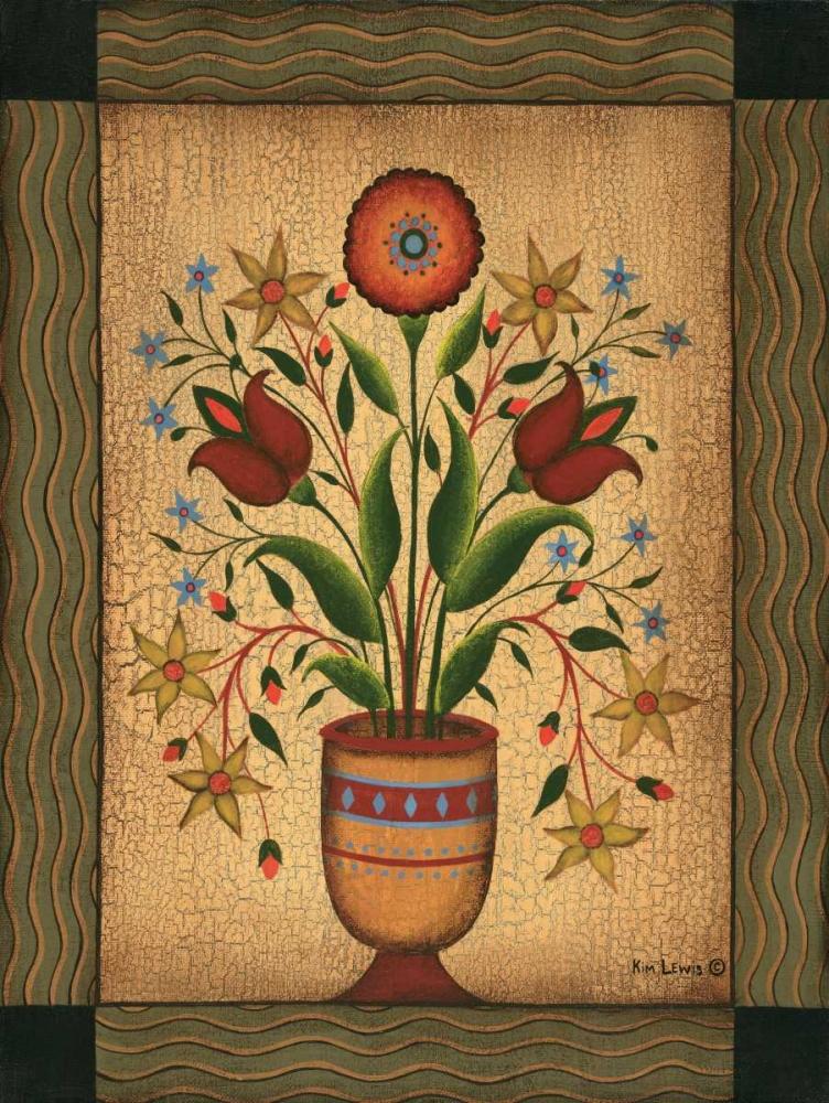 Floral Lewis, Kim 45552