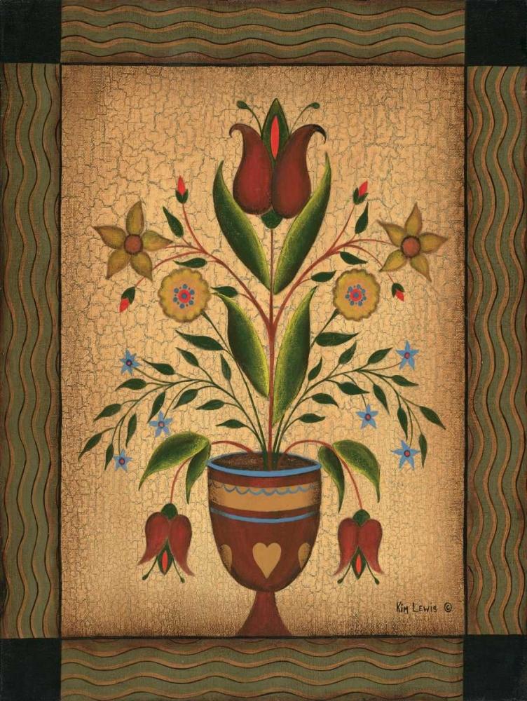Floral II Lewis, Kim 45553