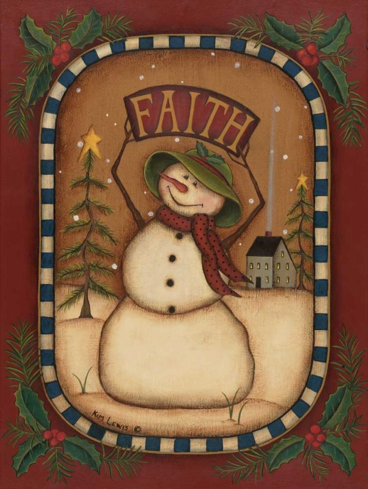 Faith Snowman Lewis, Kim 45577