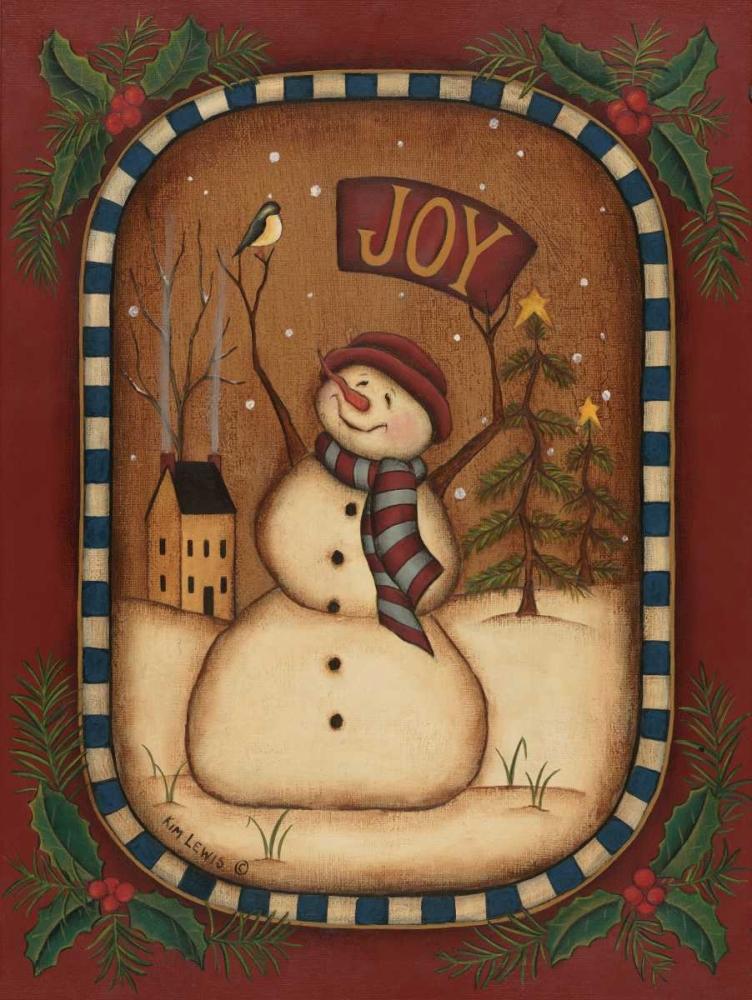 Joy Snowman Lewis, Kim 45578
