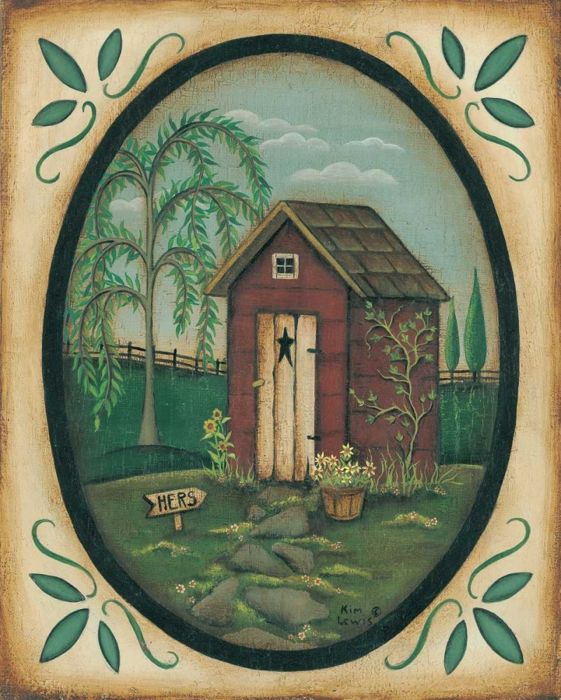 Her Outhouse Lewis, Kim 45592