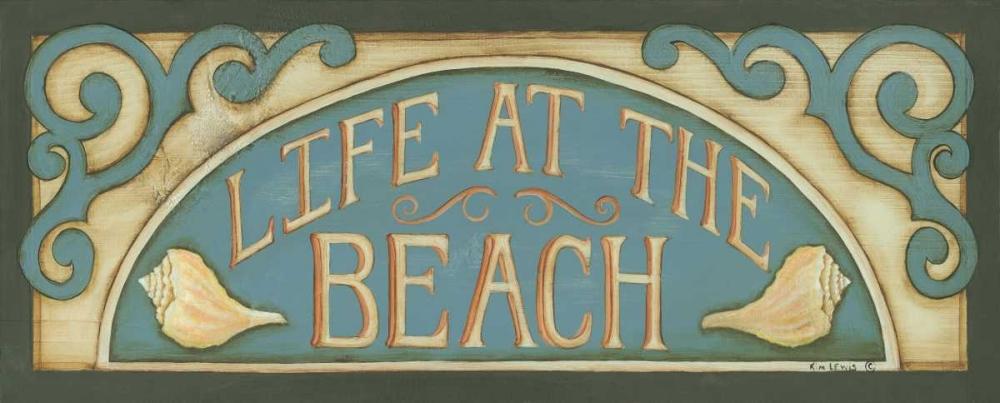 Life at the Beach Lewis, Kim 45612