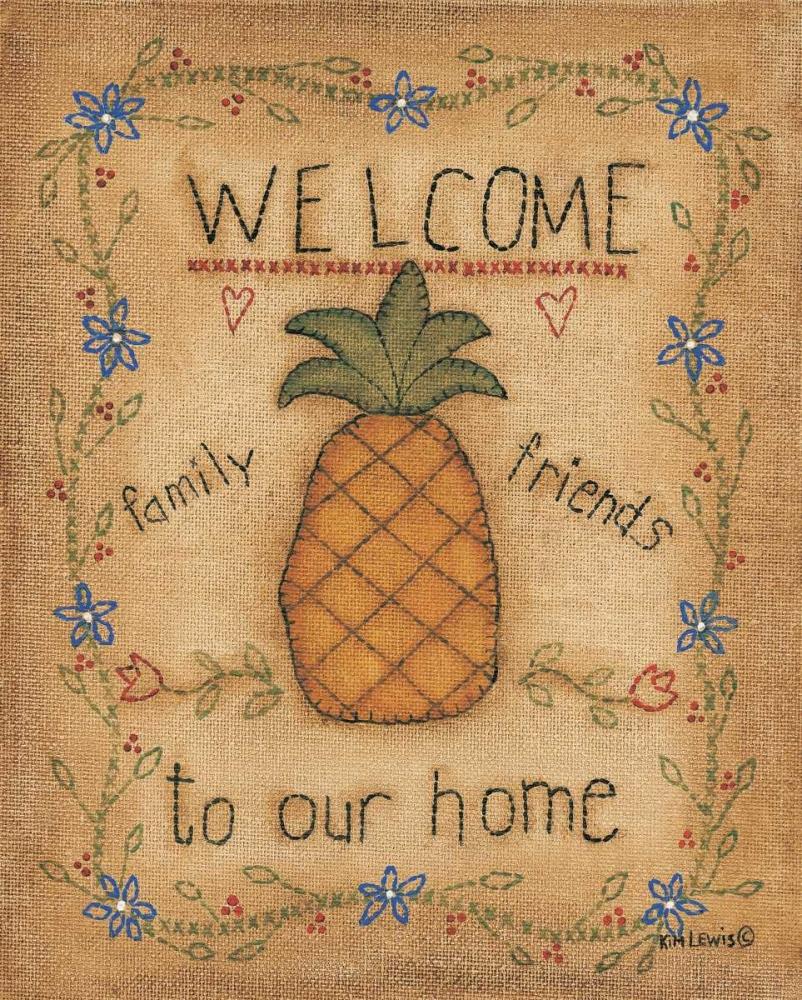 Pineapple Lewis, Kim 45616