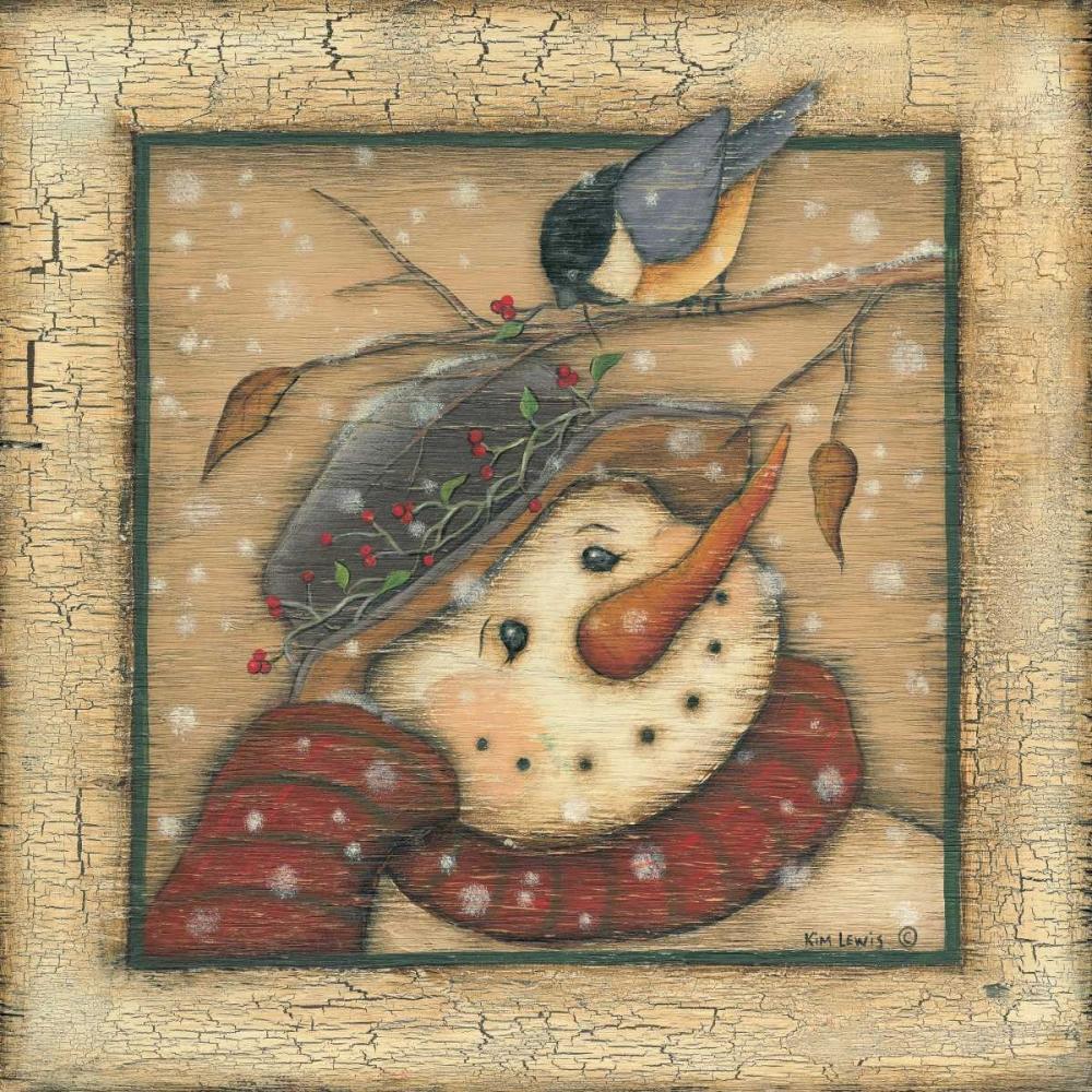 Snowman I Lewis, Kim 45658