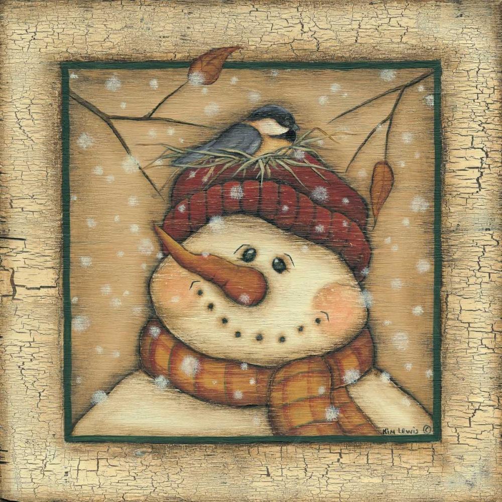 Snowman II Lewis, Kim 45659