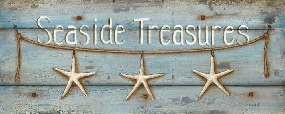 Seaside Treasures Lewis, Kim 45662