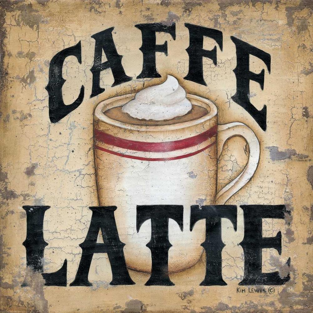 Caffe Latte Lewis, Kim 45679