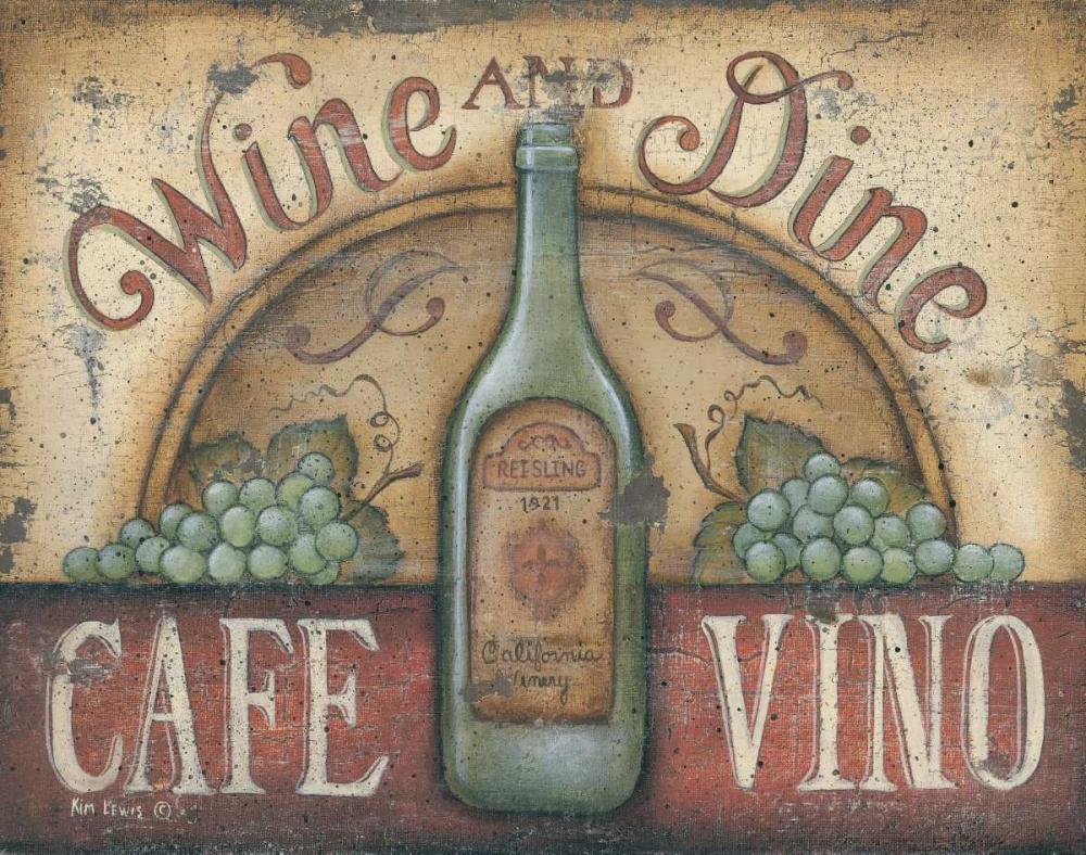 Wine and Dine Lewis, Kim 45696
