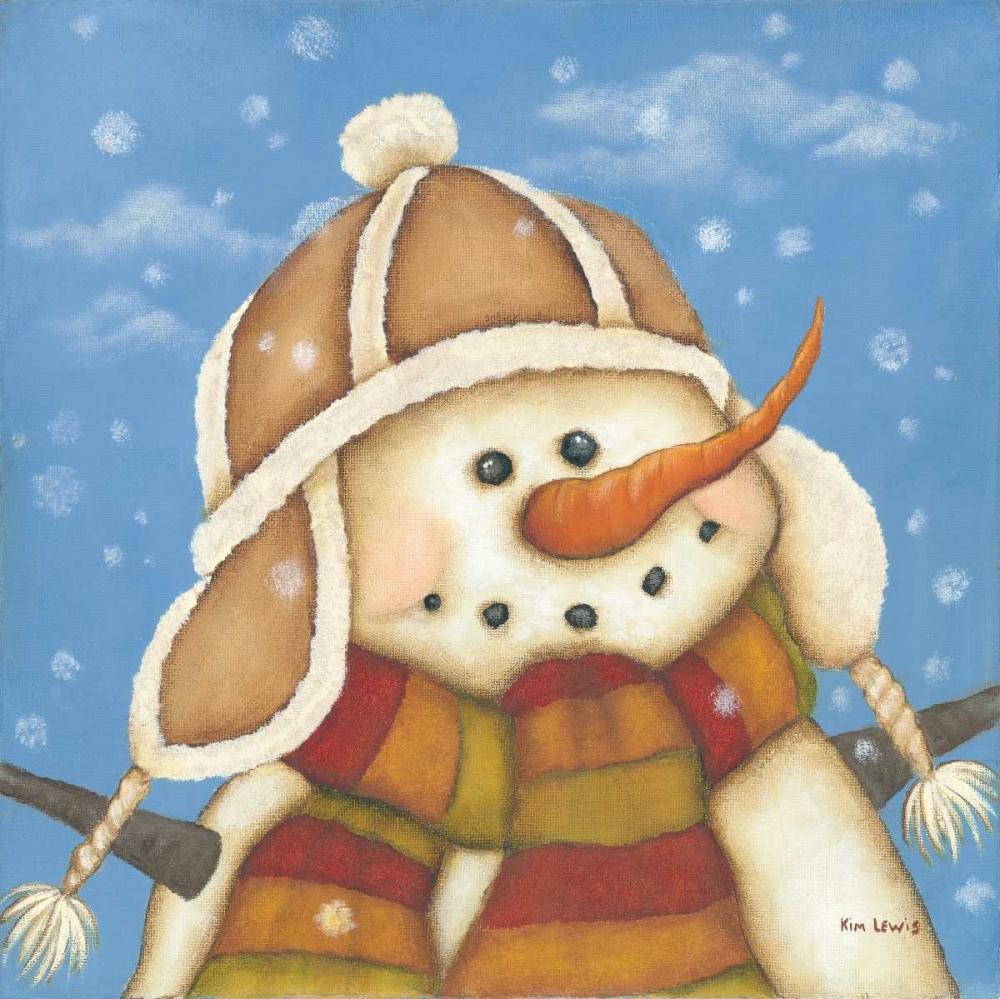 Snowman I Lewis, Kim 45740