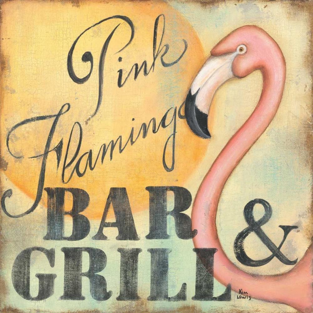 Pink Flamingo Lewis, Kim 45743