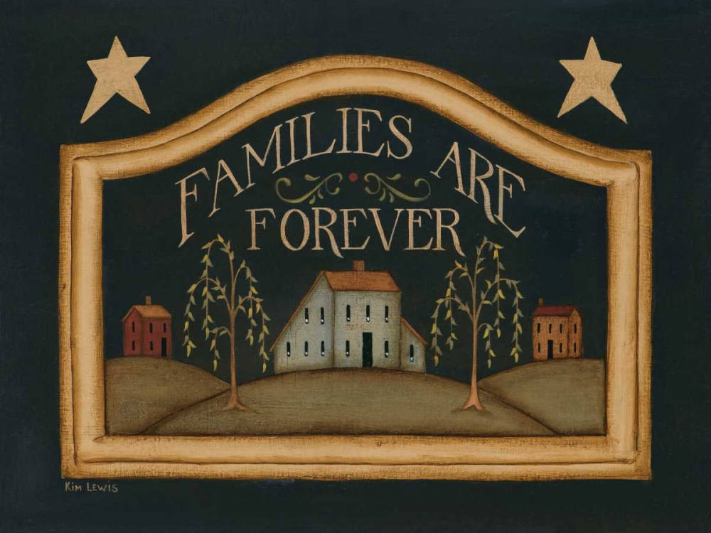 Families are Forever Lewis, Kim 45756