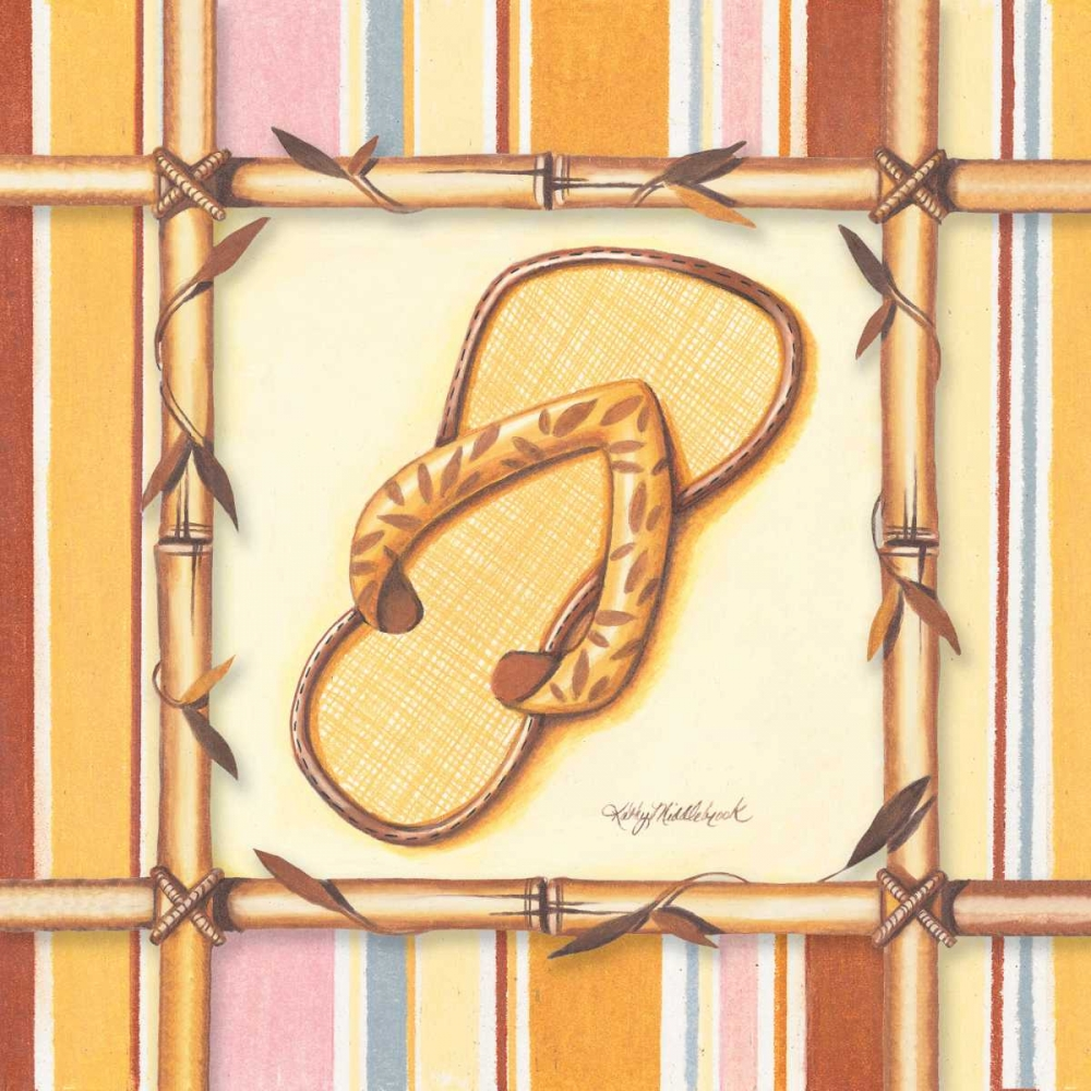 Bamboo Flip Flop I Middlebrook, Kathy 45787