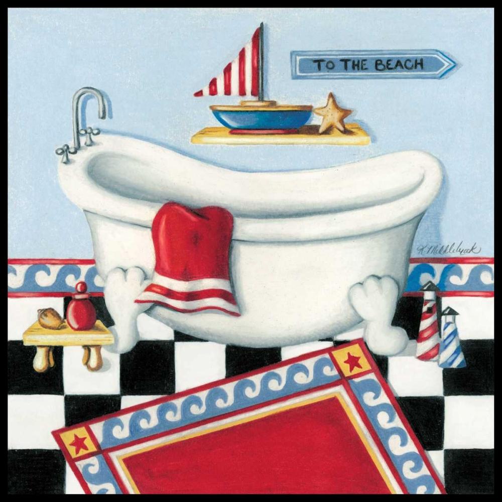 Nautical Bath I Middlebrook, Kathy 45798