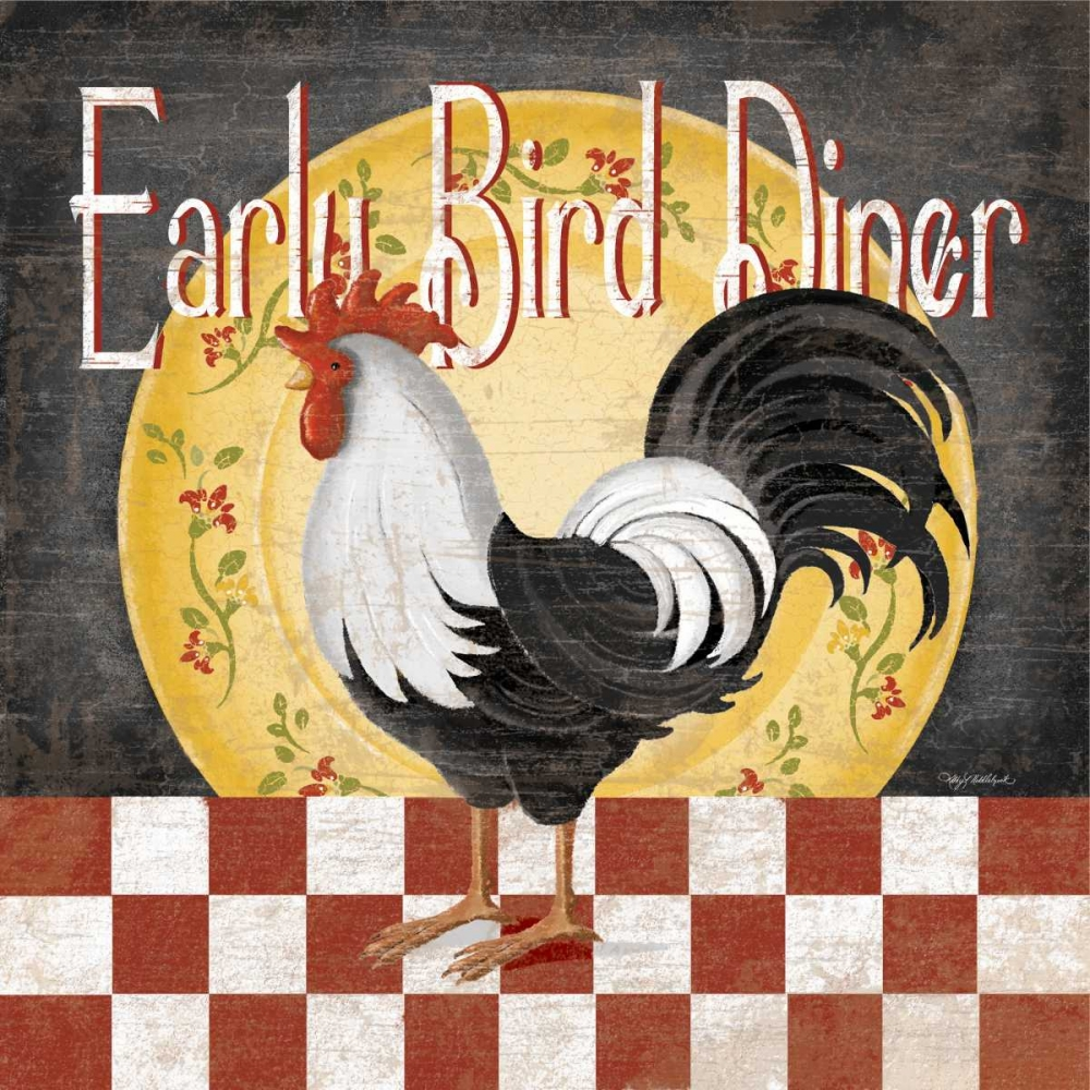 Early Bird Diner Middlebrook, Kathy 45844