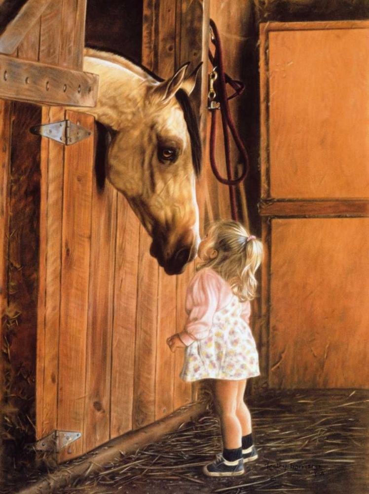 Little Visitor Harrison, Lesley 46050