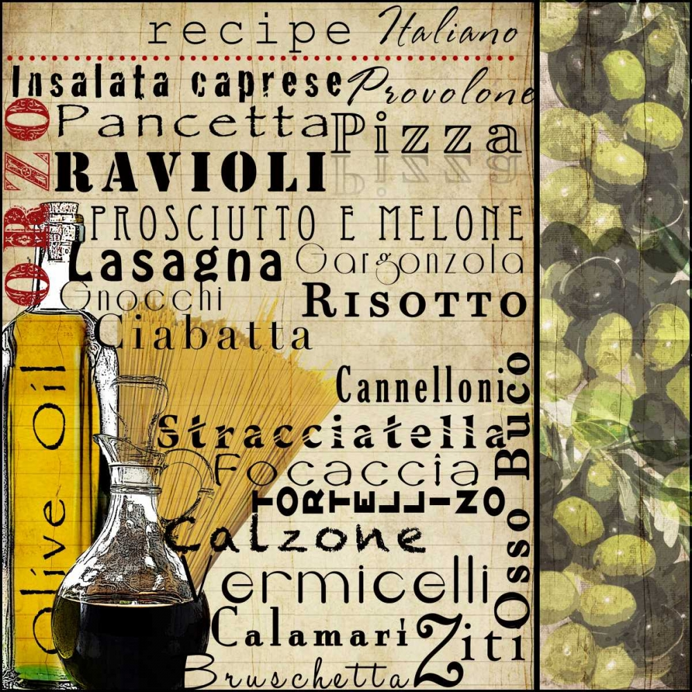 Italian I Wolk, Lisa 60237