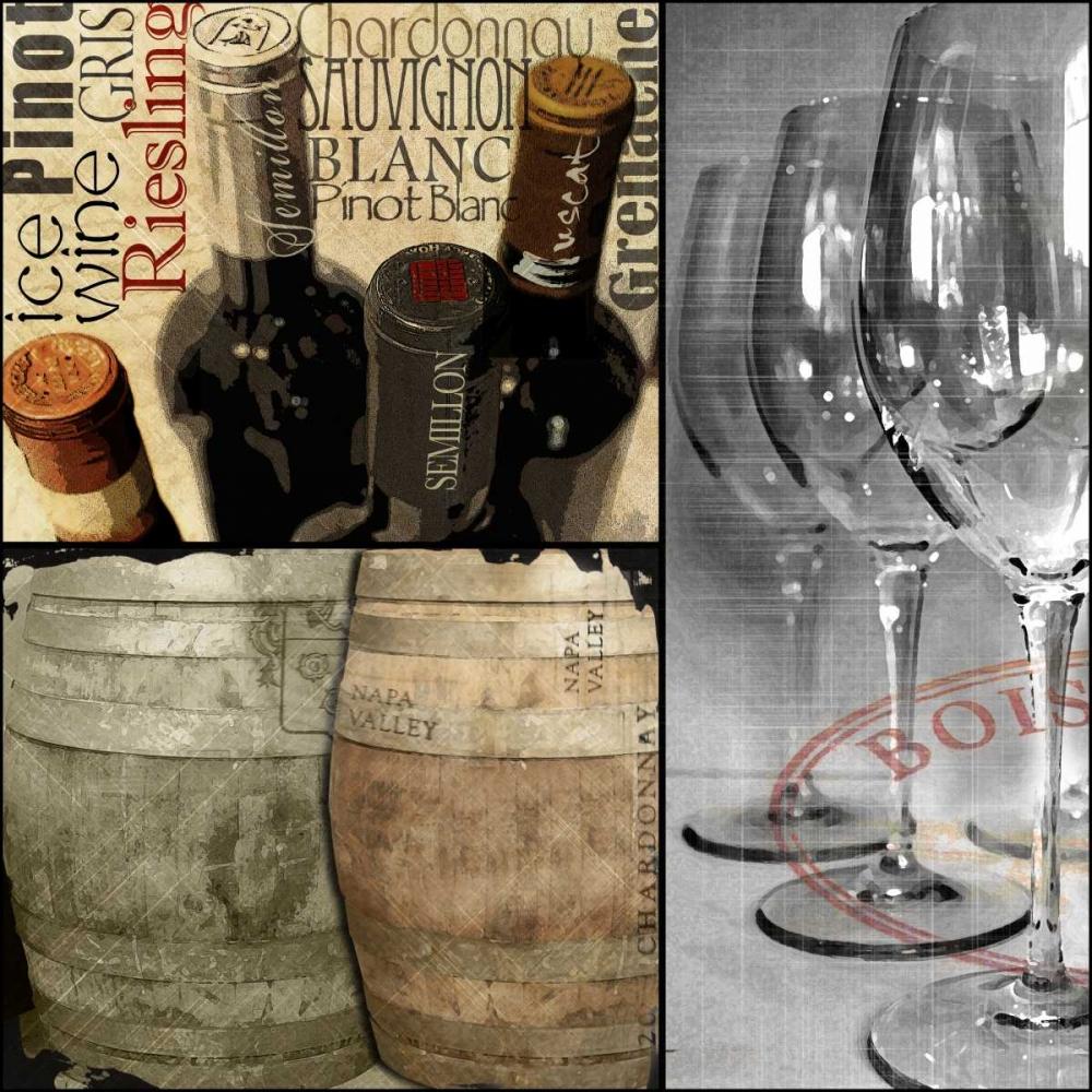 A Glass of Wine II Wolk, Lisa 48918