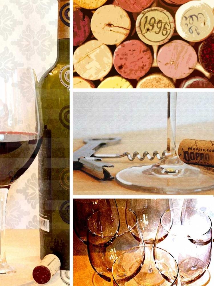 Wine Inspired Wolk, Lisa 48930