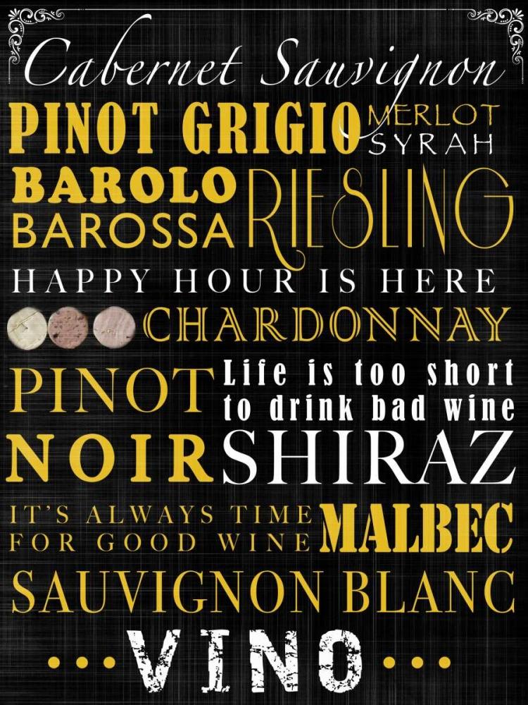 Wine Signs Wolk, Lisa 48933