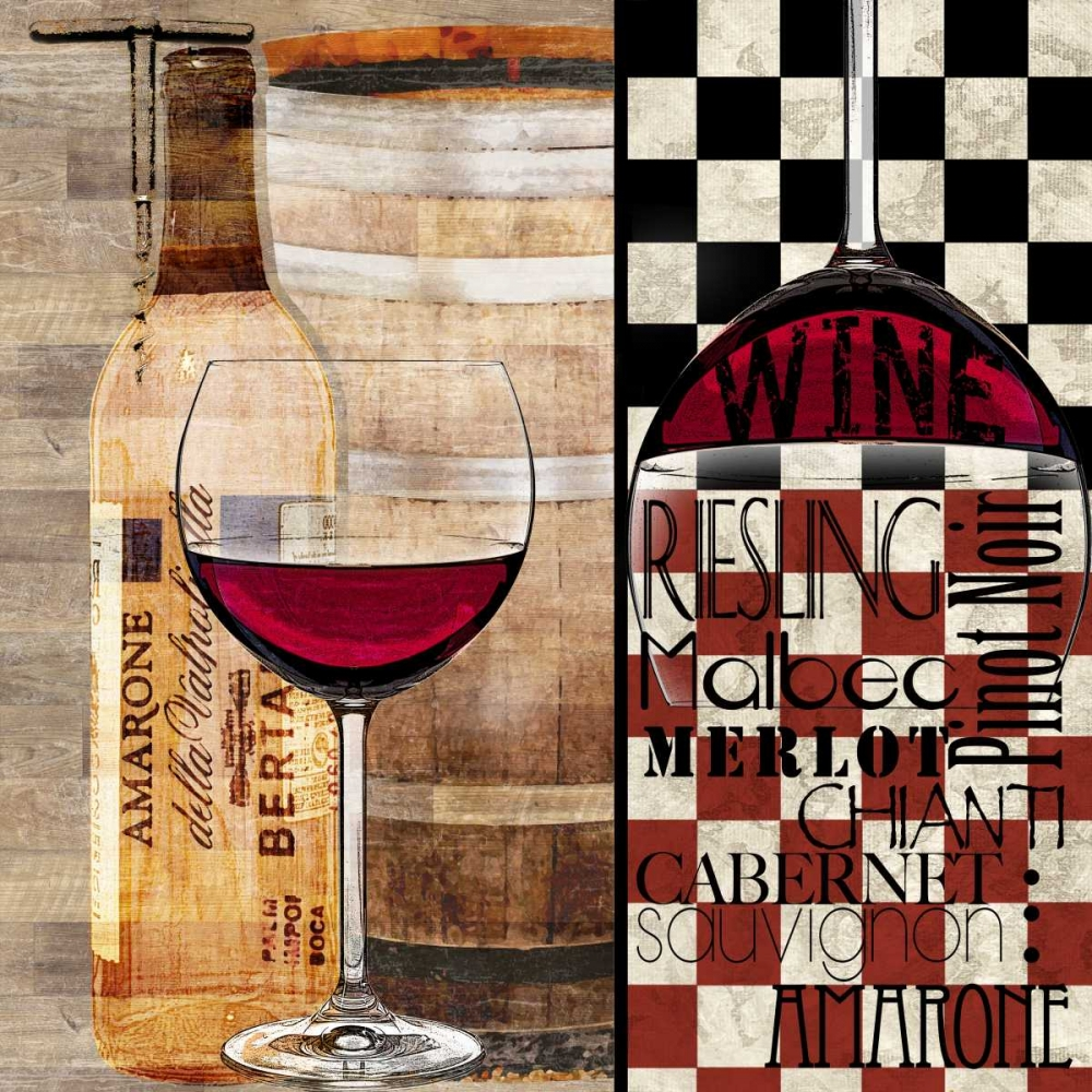 Deco Wine Wolk, Lisa 48936
