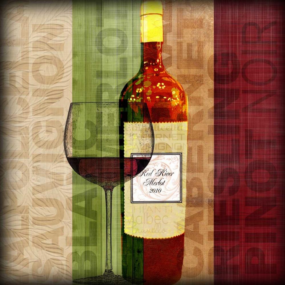 Wine Patter Wolk, Lisa 48943