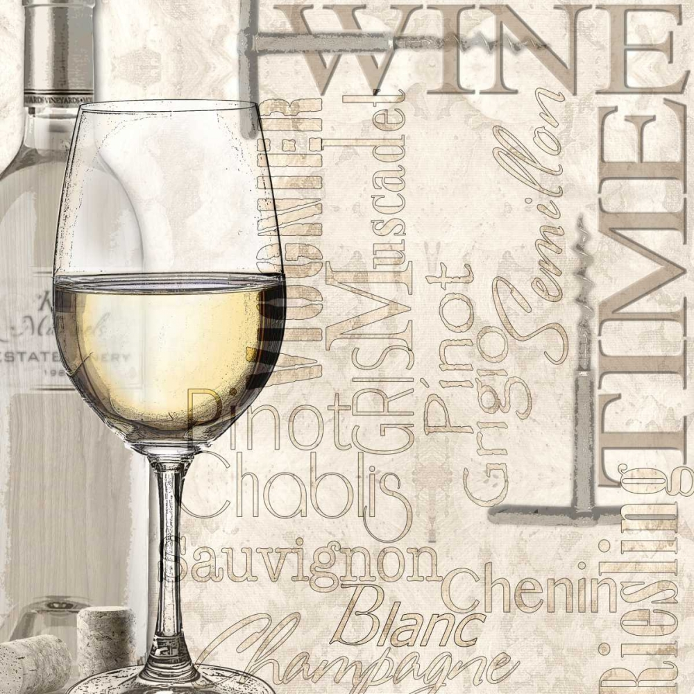 Time for Wine - White Wolk, Lisa 62397